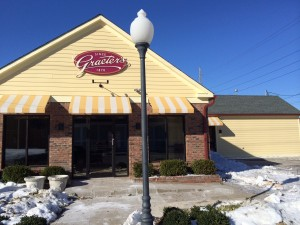 Graeter's will open soon at 56th and Illinois streets.