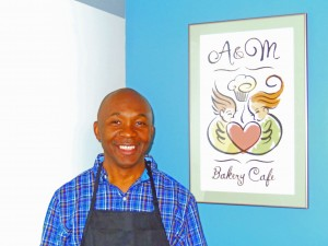 George Taylor will open A&M Bakery Cafe March 31 in the lobby at 101 W. Ohio.