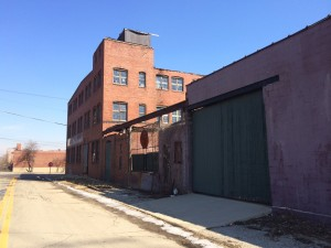 Tinker Flats, 1101 E 16th St., will house artisan food businesses.