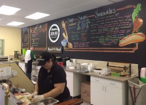 Your Local Deli has recently opened at 5543 E. Washington St.