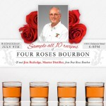 Crown Liquors to host Four Roses bourbon tasting