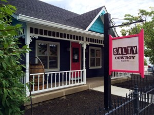 The Salty Cowboy has opened at 55 E. Oak St. in Zionsville.