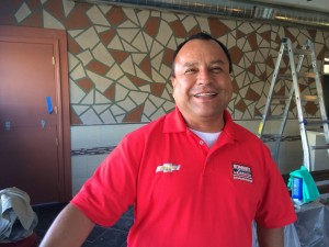 Chip Ganassi Racing team chef Rafael Mendoza will open George's Taco's in Broad Ripple.