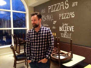 Chef and restaurateur Neal Brown's latest Pizzology is in Carmel's Village of West Clay.