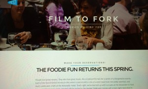Film to Fork series announced