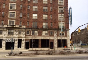 Look for Penn & Palateto open in late April at 16th and Pennsylvania streets.