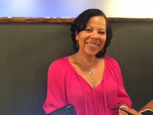 Diner's Dream developer Ilene WInston